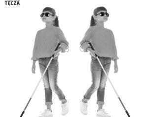 niewidoma dziewczynka