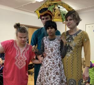 Kolorowe Indie w Sokratesie